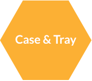 Case and Tray
