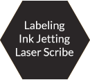 Labeling, Ink Jetting, Laser Scribe