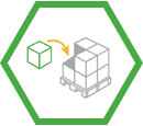 box on stack icon